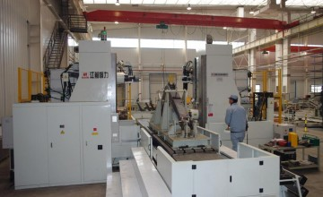 TKS series horizontal double-sided symmetrical machining center