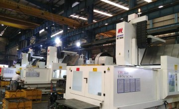 VMC Beam Type Gantry Machining Center