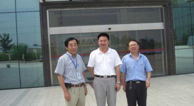 我公司聘请原日本三菱重工的高级工程师作为公司高级顾问