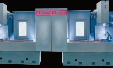前轴锁销孔钻、扩、铰数控机床