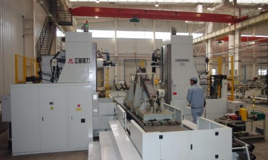 TKS系列卧式双面对称加工中心