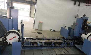 公司为中国铁建重工集团顺利交付F型轨柔性生产线
