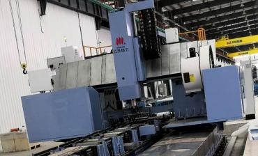 公司为中国铁建重工集团顺利交付F型轨生产线
